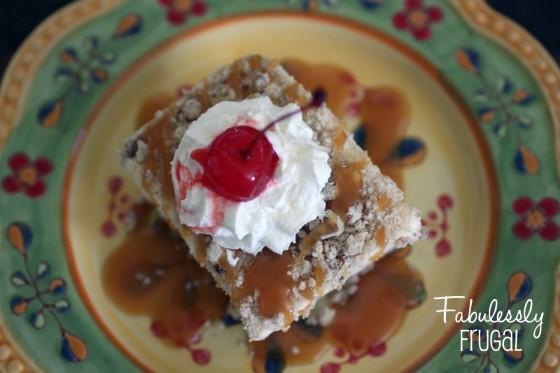 Ice Cream Butterscotch Squares3