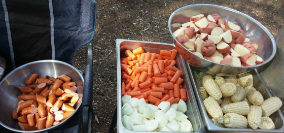 camp cooking easy stew