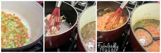 make delicious tomato basil soup