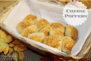 Cheese poppers Recipe