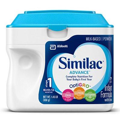 baby formula amazon pantry