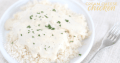 Chicken cream cheese recipe