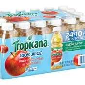 Amazon: 24-Pack Tropicana Apple Juice as low as $10.52 (Reg. $13.98) +...