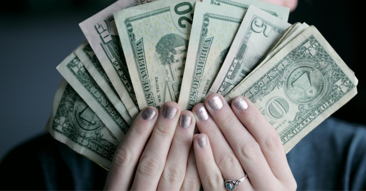 Cash envelope system of budgeting