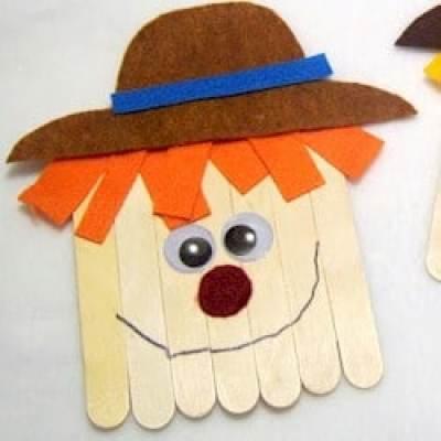 craftstick-scarecrow