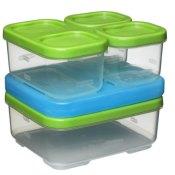 Amazon: Rubbermaid LunchBlox Sandwich Kit, Green $6.99 (Reg. $16.29)