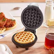 Amazon: Dash Mini Waffle Maker $9.99 (Reg. $14.99) - Over 4000 4.5/5 Star...