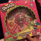 Amazon: Shopkins Pop N Race Game: $2.48 (Reg. $10.99)
