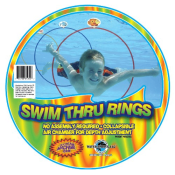 Amazon: 3 Pack Swim Thru Rings $12.99 (Reg. $19.99)