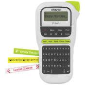 Amazon: Brother P-Touch Handheld Label Maker $9.99 (Reg. $29.99)
