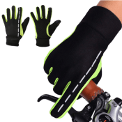Amazon: Cycling Gloves $8.10 After Code (Reg. $26.99) + Free Shipping