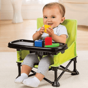 Amazon: Summer Infant Pop and Sit Portable Booster $23.49 (Reg. $34.99)