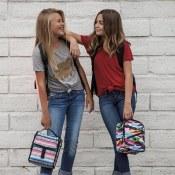 Amazon: Freezable Lunch Bag with Zip Closure $9.95 (Reg. $20)