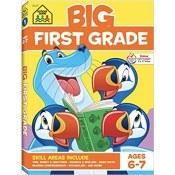 Amazon: Big First Grade Workbook $6.69 (Reg. $12.99)