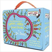 Amazon: The Little Blue Box of Bright and Early Board Books by Dr. Seuss...