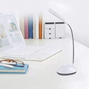 Amazon: 360 Degree Rotating Eye Protection Reading Book Desk Lamp $2.56...