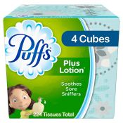 Amazon Prime: 224 Count Puffs Plus Lotion Facial Tissues $4.99 (Reg. $5.98)