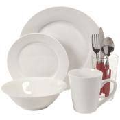 Amazon: 32-Piece Fine Ceramic Dinnerware Combo Set $23.14 (Reg. $49.99)