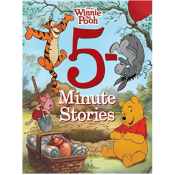Amazon: 5-Minute Winnie the Pooh Stories Book $6.59 (Reg. $12.99)