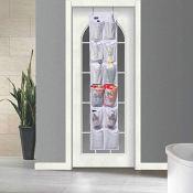 Amazon: Heavy Duty Over The Door 12-Pocket Storage Organizer $7.99 (Reg....