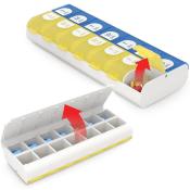 Amazon: Easy Fill Weekly 7-Day AM/PM Pill Organizer $3.98 (Reg. $11)