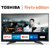 Amazon Prime: Toshiba 43-inch 1080p Full HD Smart LED TV - Fire TV Edition...