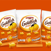 Amazon: 30 Packs Pepperidge Farm Goldfish Cheddar Crackers as low as $7.49...
