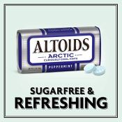 Amazon: ALTOIDS Arctic Peppermint Mints, 1.2-Ounce Tin (Pack of 8) as low...