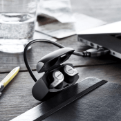 Amazon: Elite 65t Alexa Enabled True Wireless Earbuds Charging Case $119.99...
