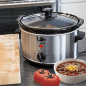 Amazon: Elite Gourmet Slow Cooker $15.47 (Reg. $30.99)