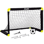 Amazon: Franklin Sports Mini Soccer Goal $17.15 (Reg. $39.99)