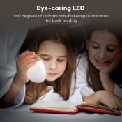 Amazon: Kids Rechargeable Nightlight $10.99 After Code (Reg. $19.99)