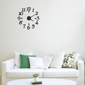 Amazon: Modern 3D Frameless Large Wall Clock $14.99 (Reg. $25.77) + Free...