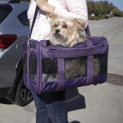 Amazon: Sherpa Travel Original Deluxe Airline Approved Pet Carrier $29.60...