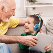 Amazon: Toy Story 4 Forky Adjustable Kids Headphones $14.99 (Reg. $24.99)