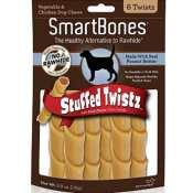 Amazon: 6 Pcs Stuffed Twistz Dog Chew as low as $3.82 (Reg. $7.49) + Free...