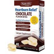 Amazon: 40 count  YUM-V's Complete Heartburn Relief, Antacid w/ Calcium...