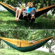 Amazon: 2 Person Camping Hammock $18.99 (Reg. $22)