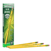Amazon: 12-Pack Ticonderoga Pencils $4.49 (Reg. $9.96) + Free Shipping
