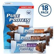 Amazon: 18 Pure Protein Bars Variety Pack as low as $10.40 (Reg. $16.99)...