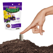Amazon: 50 Jobe's Organics Container & Bedding Plant Fertilizer Spikes...