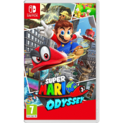 Amazon: Super Mario Odyssey Game for Nintendo Switch $41.91 (Reg. $60)
