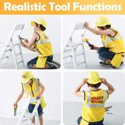 Amazon: Construction Worker Costume Set $19.99 (Reg. $49.99)