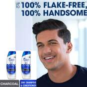 Amazon: Twin Pack Head and Shoulders 2 in 1 Shampoo and Conditioner as...