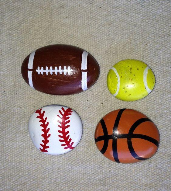 Sports rocks