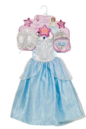 Cinderella Dress-Up Set Child, Size 4 to 6