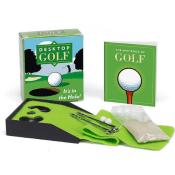 Amazon: Mini Desktop Golf - Even Includes Sand! $3.05 (Reg. $7.95) - Great...