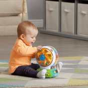 Amazon: LeapFrog Spin and Sing Alphabet Zoo $13.96 (Reg. $19.99)