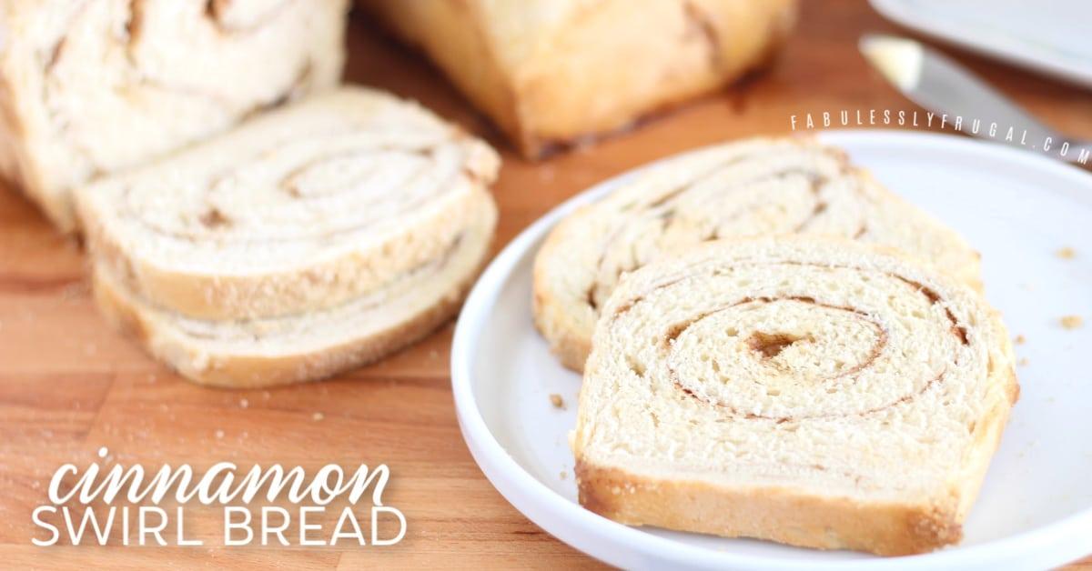 Best cinnamon bread recipe