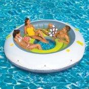 Walmart: 7.5′ Ultra Luxe Island Float - Fits 4 People! $48.23 (Reg. $80)...